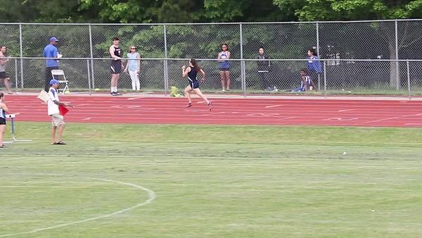 400 Meters - Girls