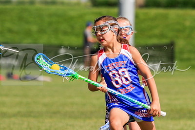 5/18 - U9 Girls O'Grady vs Mustangs (CGLA Festival)