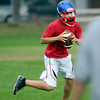 "Quarterback David Shald during a practice of the Centaurus High School football team at the school in Lafayette Friday Evening August 24, 2012. For more photos of the practice go to  <a href=""http://www.bocopreps.com"">http://www.bocopreps.com</a><br /> Photo by Paul Aiken"
