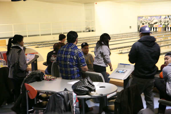 CGA Peel Chapter Takes A Break at Planet Bowl