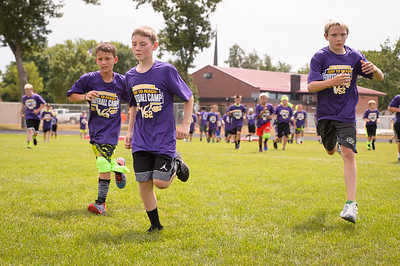 """2017 Chad Greenway's """"Day to REACH"""" Football Camp"""