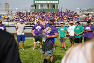 "2017 Chad Greenway's ""Day to REACH"" Football Camp"