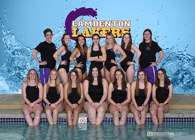 team swim 2020
