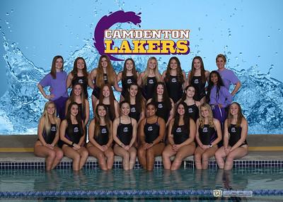 team swim 2021