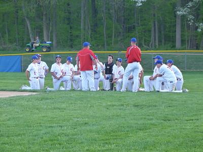 CHS Baseball 2015