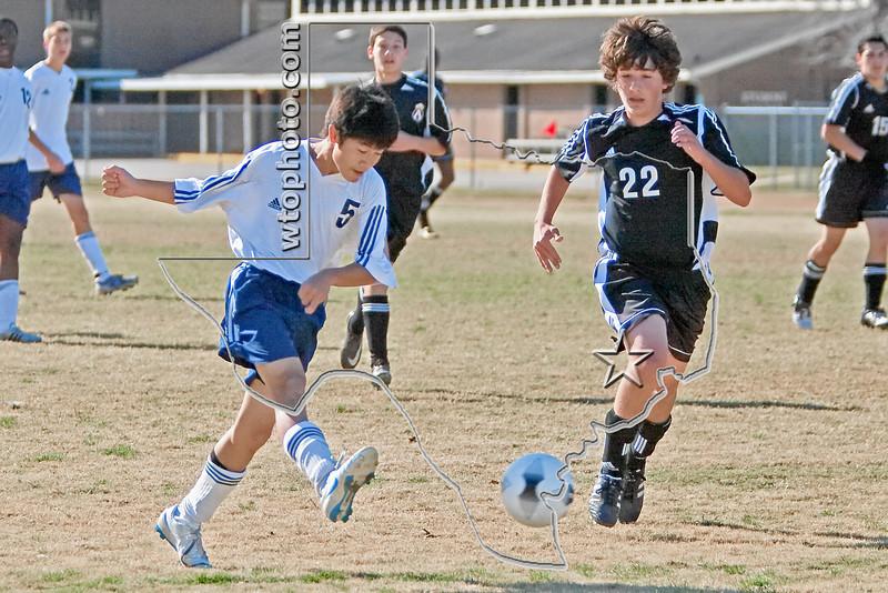 Austin at Clements - 1/31/2009