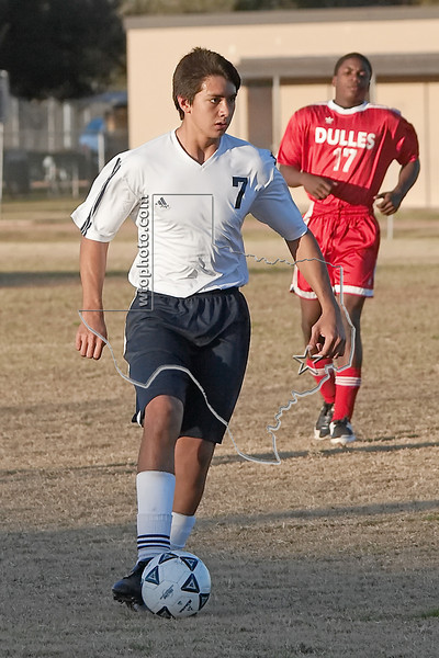 Dulles at Clements - 1/22/2009
