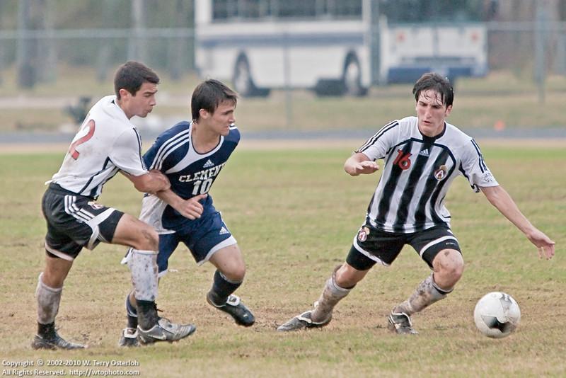 Clements at Austin  - 2/13/2009<br /> Clements 4 - Austin 0