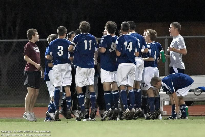 Langham Creek - CFISD Tournament - 1/9/2009