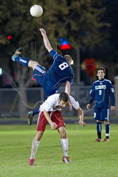 Dulles - District Game - 2/10/2012
