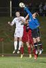 Clements Boys Varsity Soccer vs. Travis - 2/22/2013