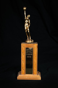 1959-60 CHS Cosmos Basketball Crow River Conference Co-Champions