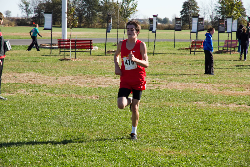 St. Anthony Invitational, 2011