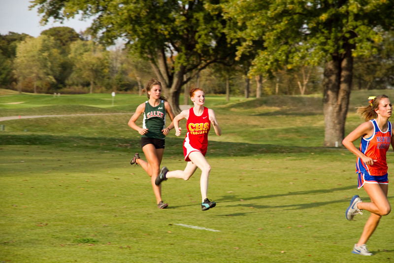 Cross Country Apollo Conference meet at Effingham