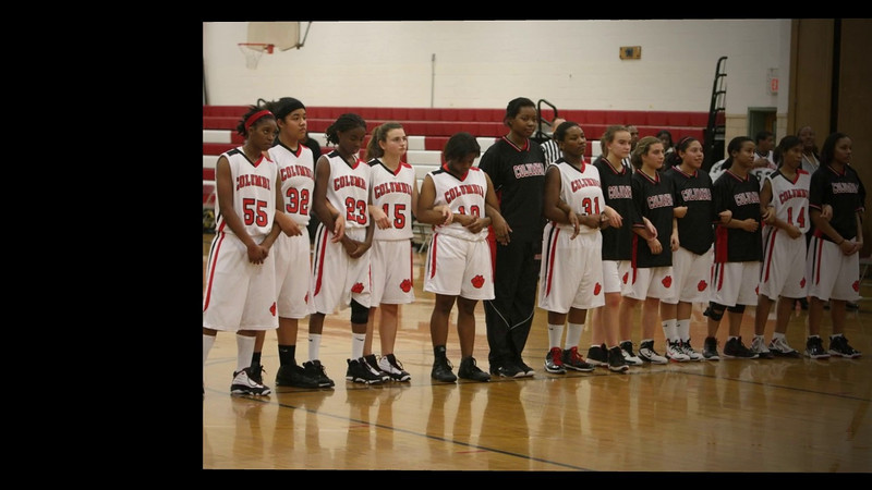 The 2010-2011 CHS Lady Cougars
