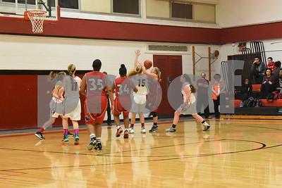 CHS Girls Basketball vs. BCIT Medford