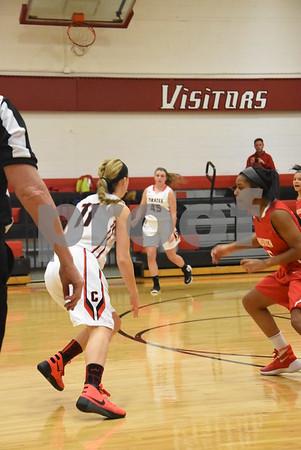 CHS Girls Basketball vs. Pennsauken 12-21-15