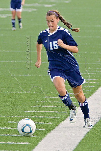 Baytown Sterling - Area Playoff Game - 4/6/2012