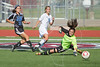 Clements vs. Clear Springs - Girls Regional Quarterfinal Playoff - 4/10/2012<br /> Pearland High School Stadium