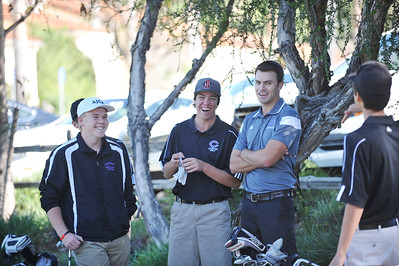 CHS Golf 2015