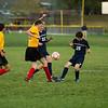 JV Soccer vs. Centennial, 10/5/11