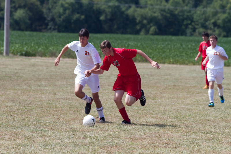 CHS vs. Olney, 2011
