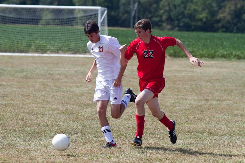 CHS vs. Olney, 2011