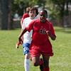 JV Soccer at MacArthur