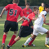 JV Soccer at Urbana
