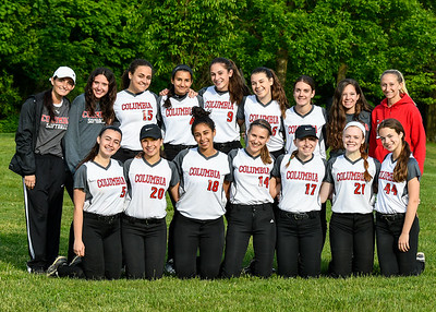 CHS JV Softball: Spring 2017