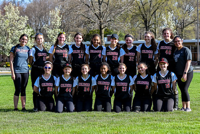 CHS JV Softball: Spring 2018