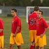 Varsity at Centennial, 10/6/10.  Lost 0-1