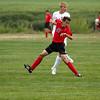 CHS vs. Monticello, 8/30/11.  Lost 0-4