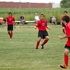 CHS vs. Monticello, 8/30/11.  Lost 0-4