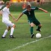 CHS Varsity Soccer, 2012