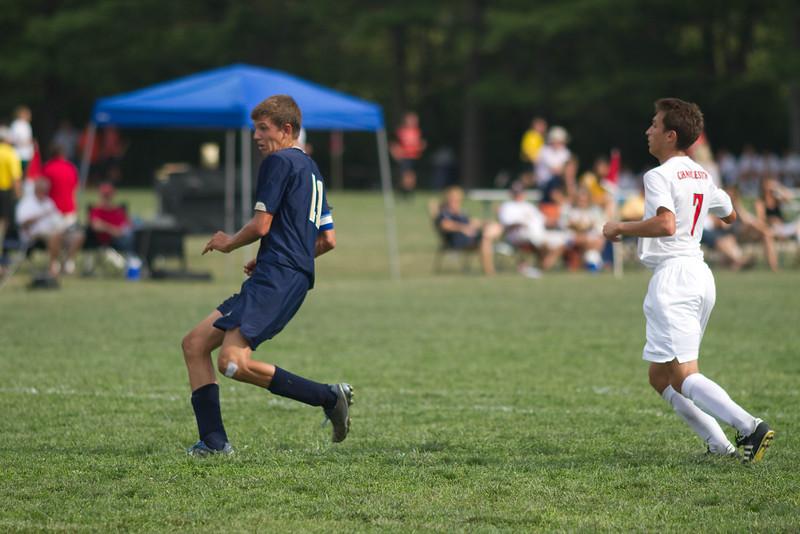 CHS Soccer, 2012