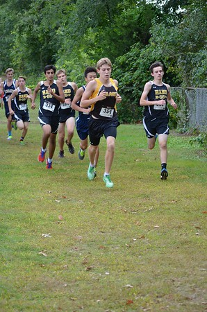 CHS XC Invitational 9/20/14 - JV