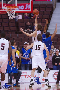 2013 CIS Mens Basketball Championships, Gold Medal Game, Lakehead 42 Carleton 92