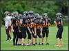 One of my favorite subject, is my nephew  #68 Thomas Monschein, center for the 7th grade Orioles.