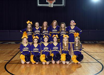 Cheer team 2492