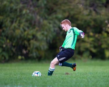CMU Men's Soccer 2014 - 4