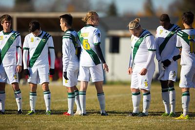 CMU Mens Soccer 2014 Semi-final
