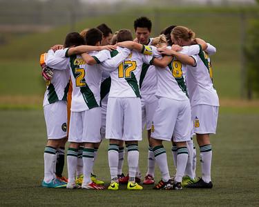 CMU Men's Soccer 2014