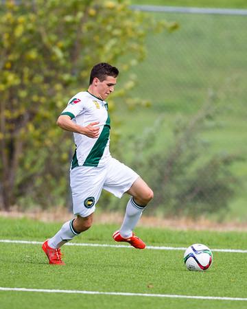 CMU Men's Soccer 2015 - Lakeland