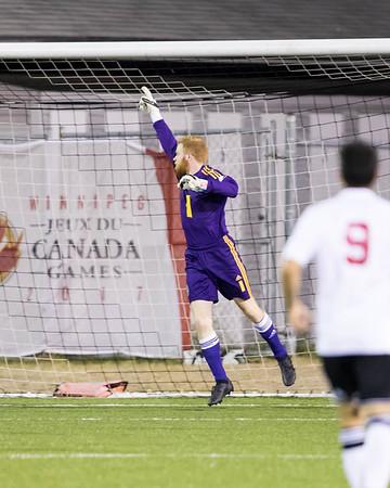 CMU Men's Soccer 2017 - RRC