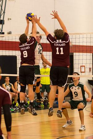 CMU Men's Volleyball 2015-16