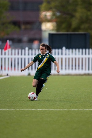 CMU Women's Soccer 2017 - RRC