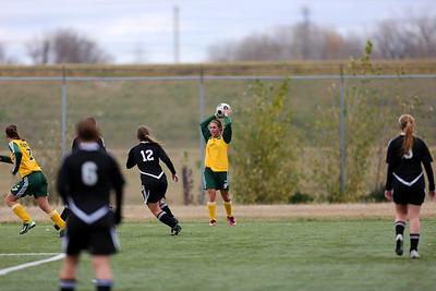 CMU Women's Soccer  Semis 2013