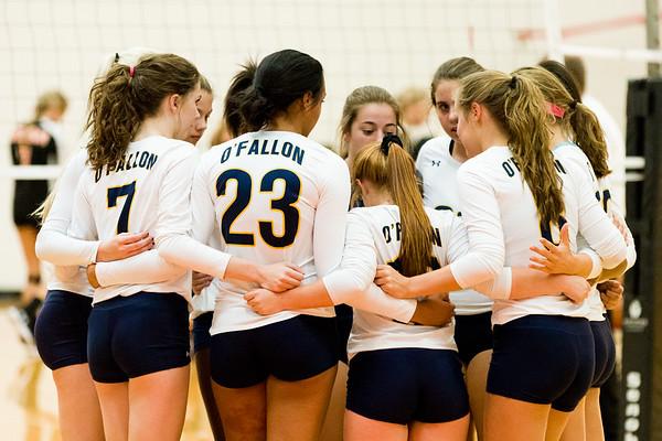 2017 O'Fallon High School Volleyball