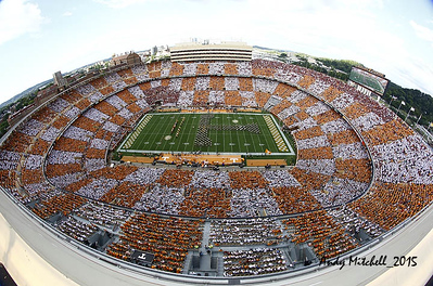 NCAA FOOTBALL: SEP 12 Oklahoma at Tennessee